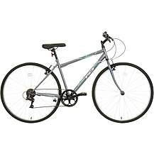 Indi TC1 Mens Hybrid Bike 18