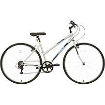 "image of Indi TC1 Womens Hybrid Bike 17"" Frame"
