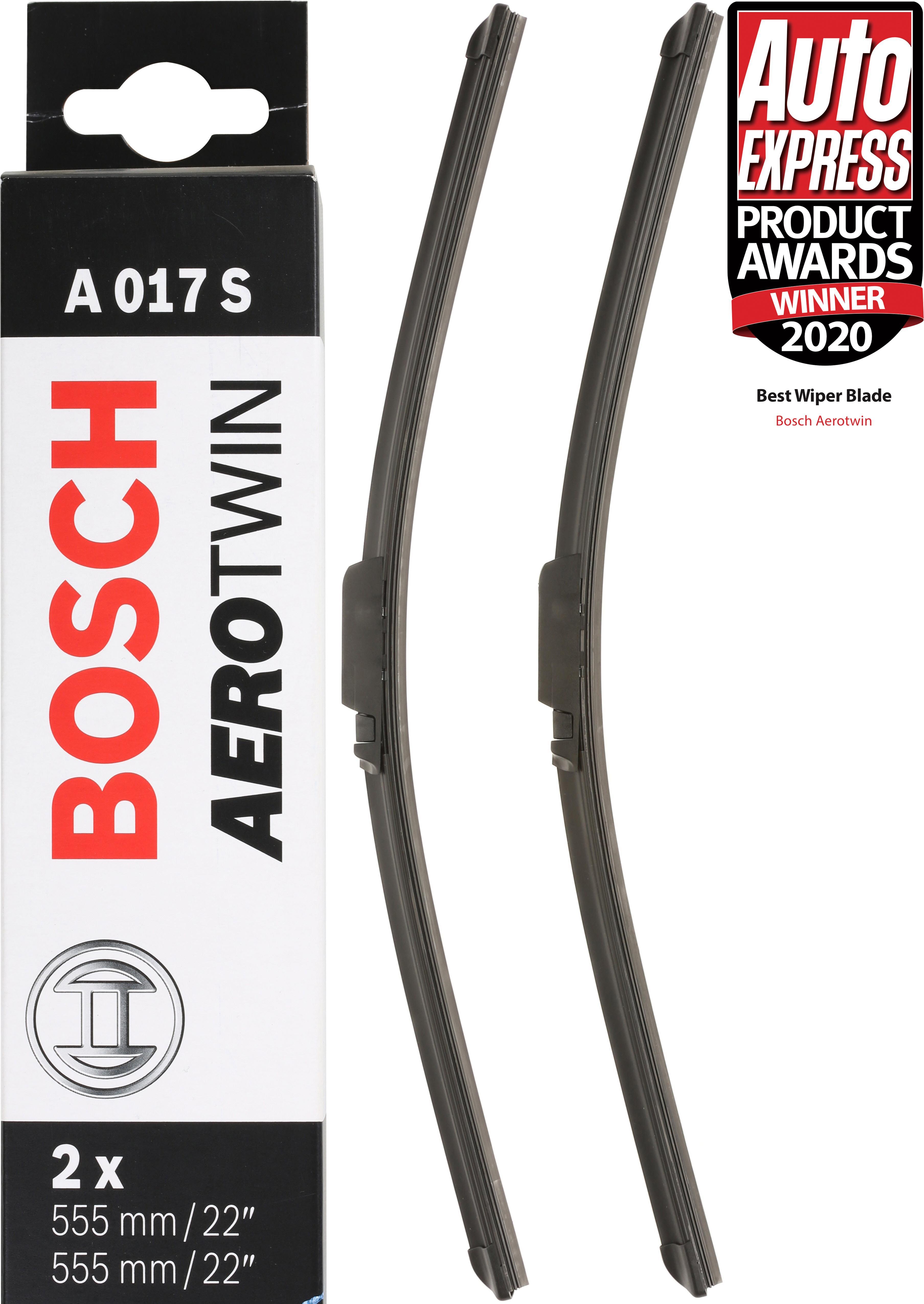 Hyundai I20 Hatch 2009 Onwards Bosch Aerotwin Retrofit Windscreen Wiper Blades