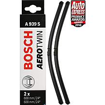 image of Bosch A939S Wiper Blades - Front Pair