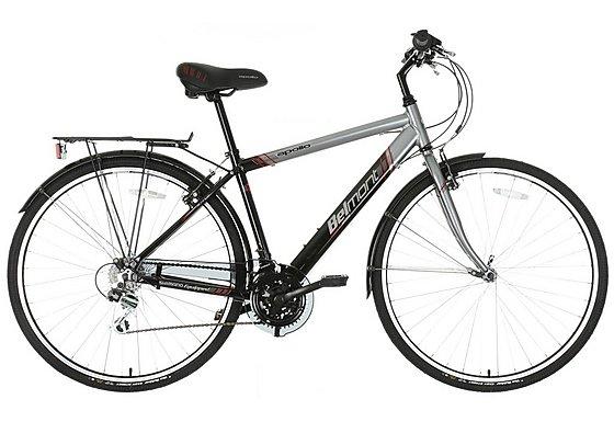 Halfords Apollo Belmont Mens Hybrid Bike