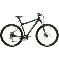 Carrera Hellcat Mens Mountain Bike - Black - 16