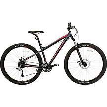 "image of Carrera Hellcat Womens Mountain Bike - Blue - 16"", 18"" Frames"
