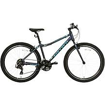 "image of Carrera Axle Womens Hybrid Bike - Blue - 16"", 18"" Frames"