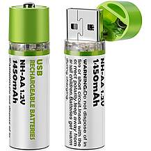 image of MonkeyLectric Wheel Lights USB Rechargeable Batteries