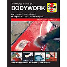 image of Haynes Car Bodywork Repair Manual