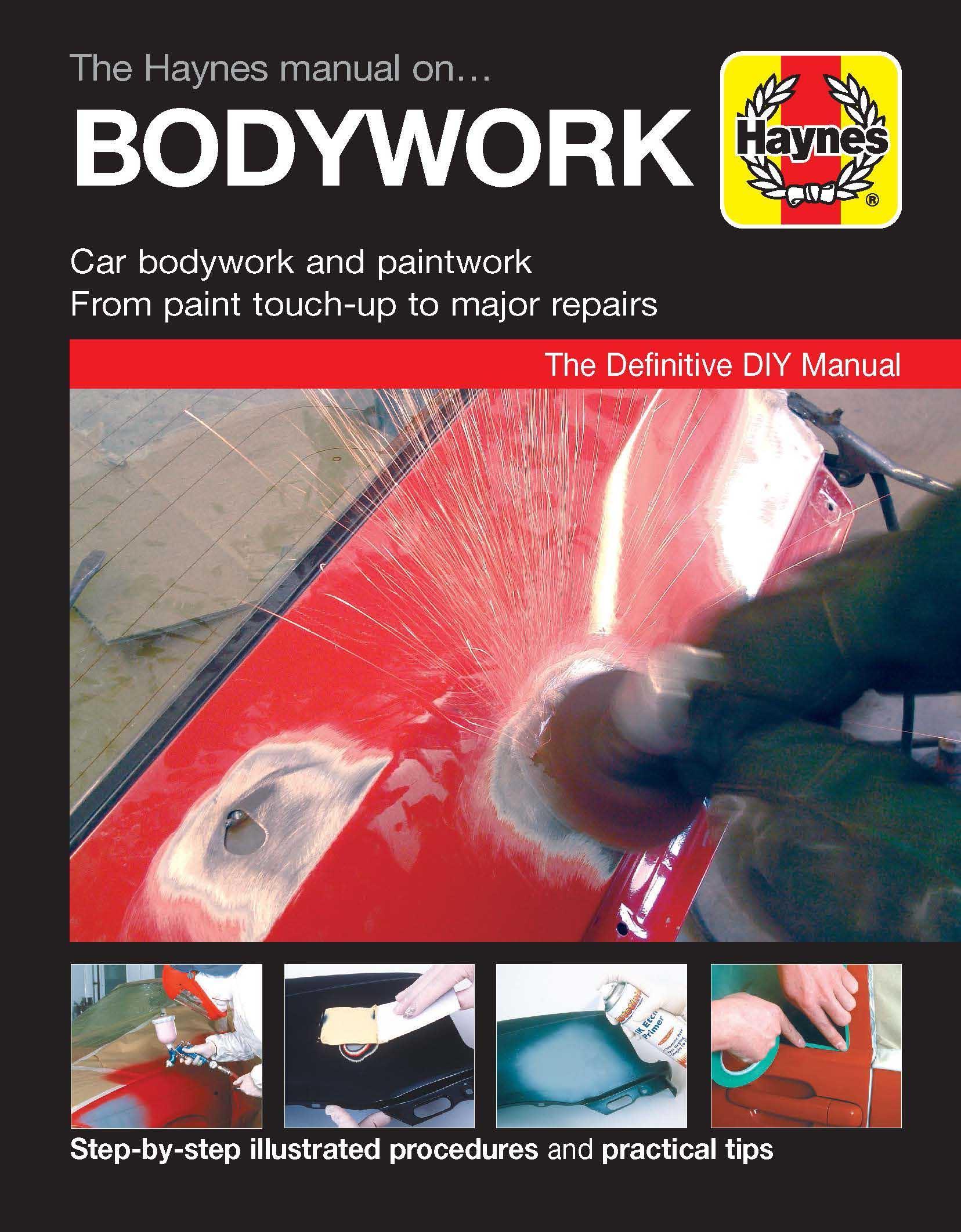 haynes car bodywork repair manual rh halfords com Haynes Manual for Quads Haynes Manual Monte Carlo Back