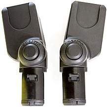 image of Cosatto Dock Car Seat Adaptor