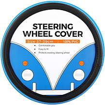 image of Halfords Campervan Steering Wheel Cover