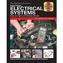 image of Haynes Practical Electrical Manual