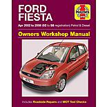 Haynes Ford Fiesta (Apr 02 - 08) Manual