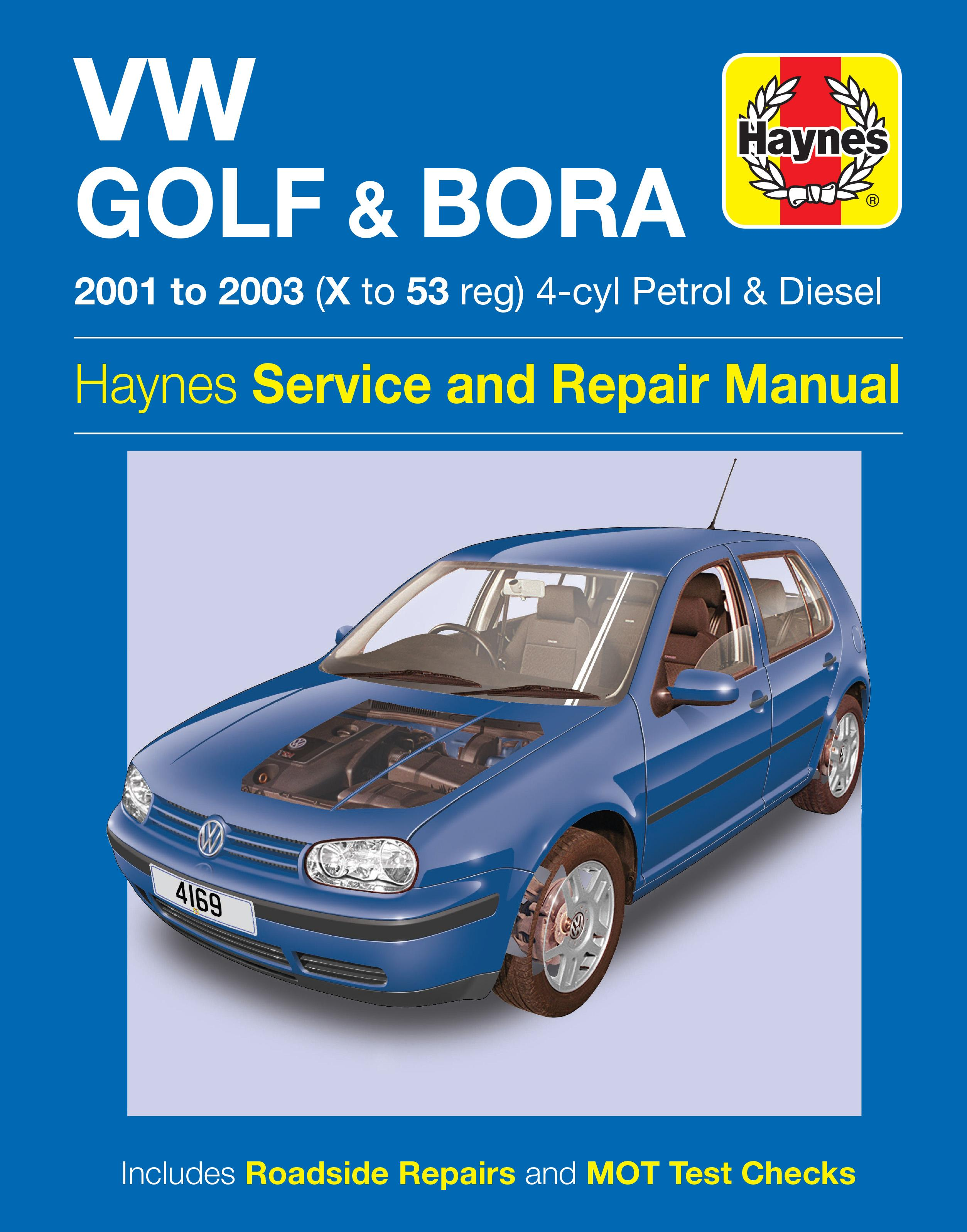 haynes vw golf bora 01 03 manua rh halfords com Mk2 Golf haynes golf mk4 service manual