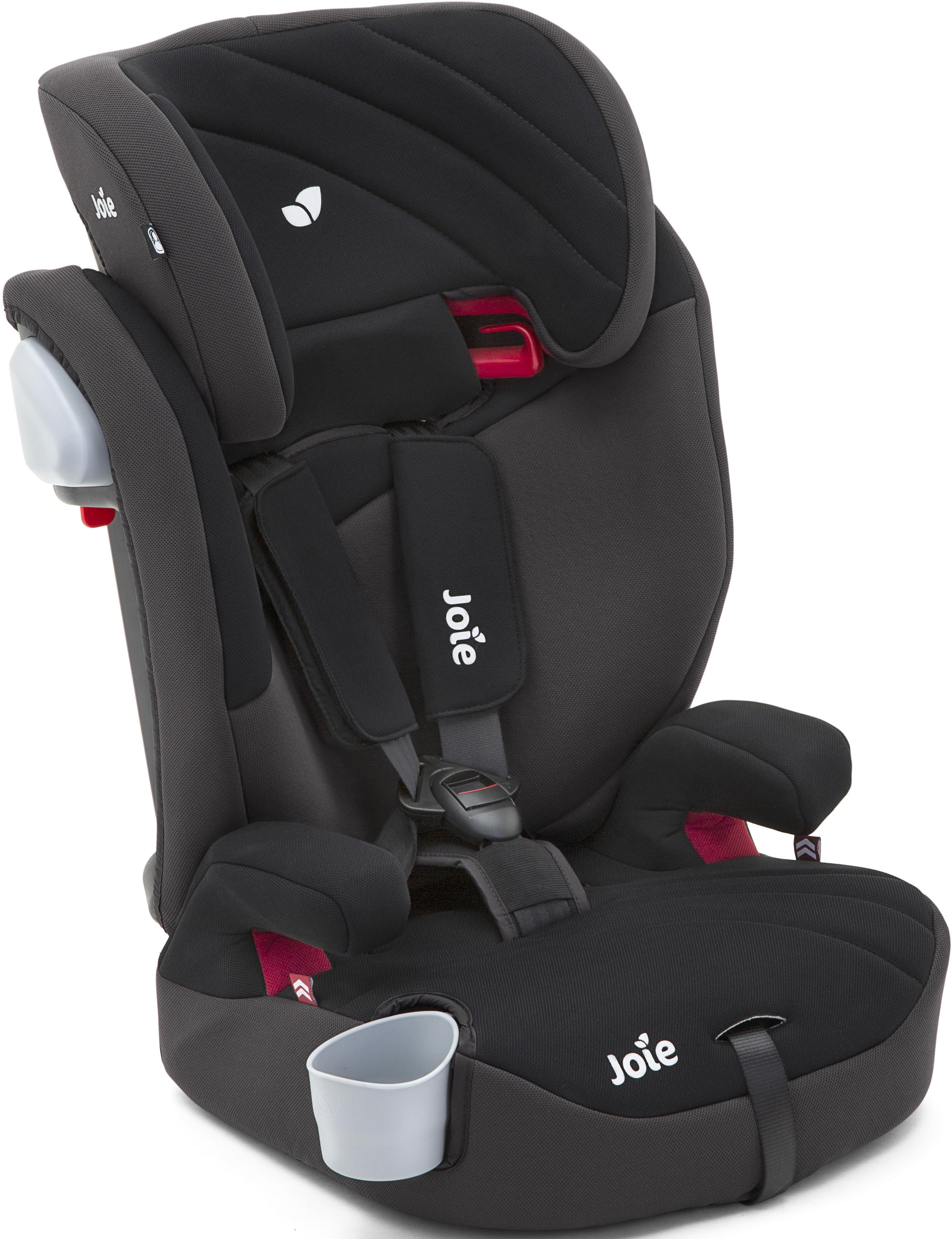 Joie Elevate Car Seat – Two Tone Black