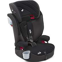 image of Joie Elevate 2.0 1/2/3 Child Car Seat  - Two Tone Black