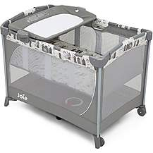 image of Joie Commuter Change Travel Cot - Petite City