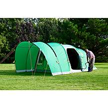 image of Coleman 4 Person FastPitch Air Valdes Tent
