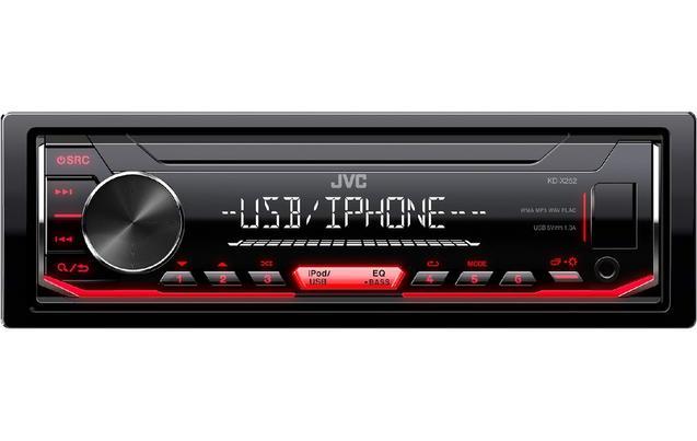 JVC KD-X252 Car Stereo