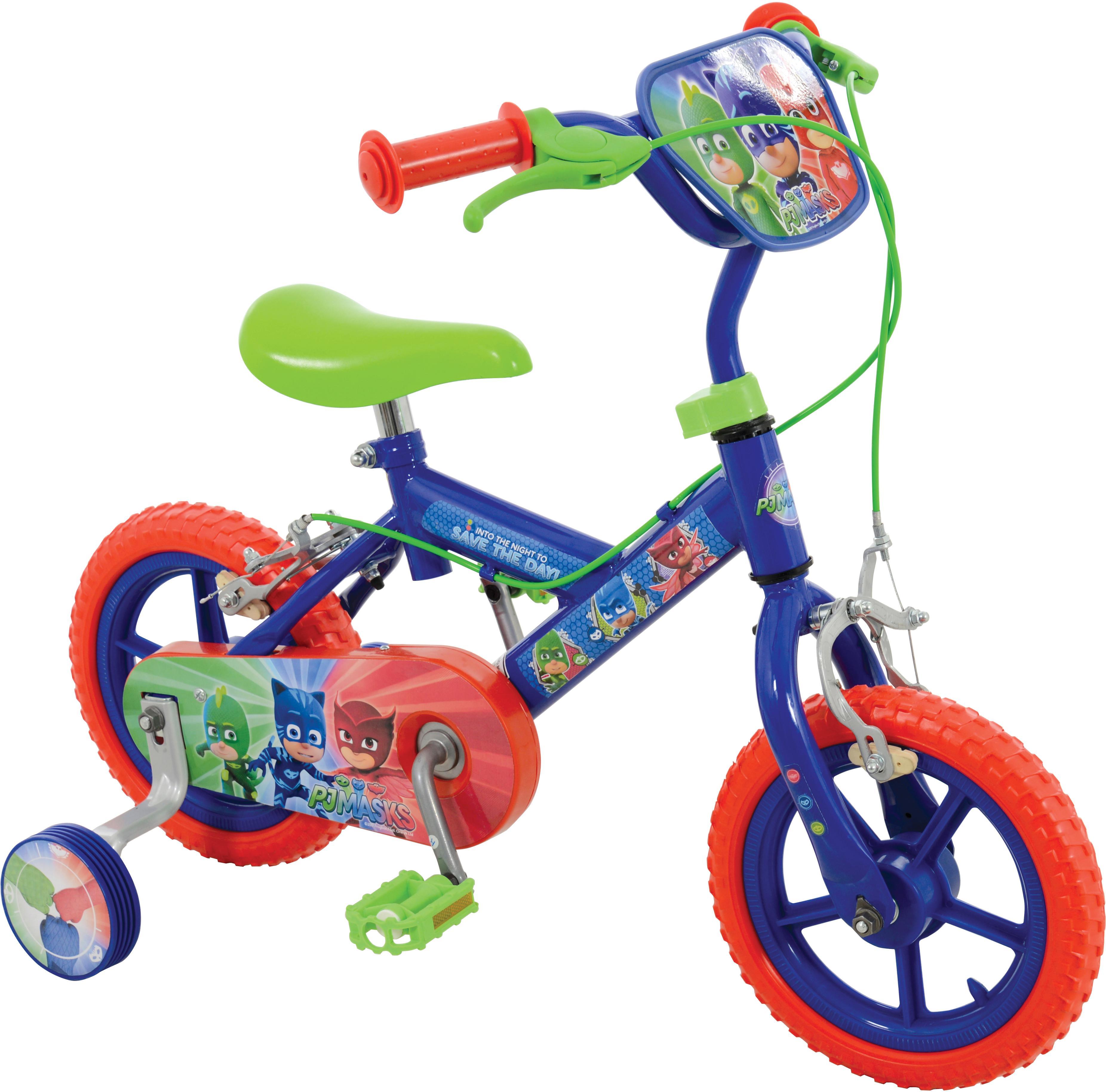 PJ Masks Kids Bike - 12 inch Wheel