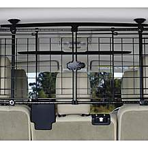 image of Halfords Easy Access Mesh Dog Guard