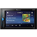 image of Pioneer MVH-A200VBT Touch Screen Bluetooth Car Stereo