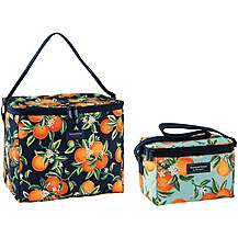 image of Summerhouse Seville Insulated Personal and Family Cool Bag Set