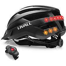image of Livall MTL Bluetooth Enabled Smart Helmet