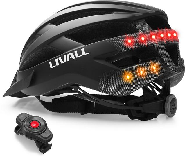Livall MTL Bluetooth Enabled Smart Helmet