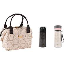 image of Beau and Elliot Convertible Lunch Bag, Hydration Bottle and Vacuum Flask