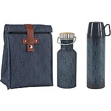 image of Beau and Elliot Circuit Lunch Bag, Drinks Bottle and Vacuum Flask