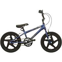 X-Rated Shockwave Kids BMX Bike - 16