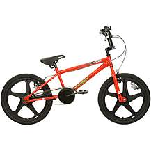 X-Rated Shockwave Kids BMX Bike - 20