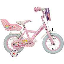 "image of Apollo Cupcake Kids Bike - 12"" Wheel"