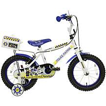 Apollo Police Patrol Kids Bike - 14