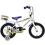 "Apollo Police Patrol Kids Bike - 14"" Wheel"