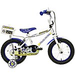 "image of Apollo Police Patrol Kids Bike - 14"" Wheel"