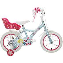 "image of Apollo Mermaid Kids Bike - 14"" Wheel"