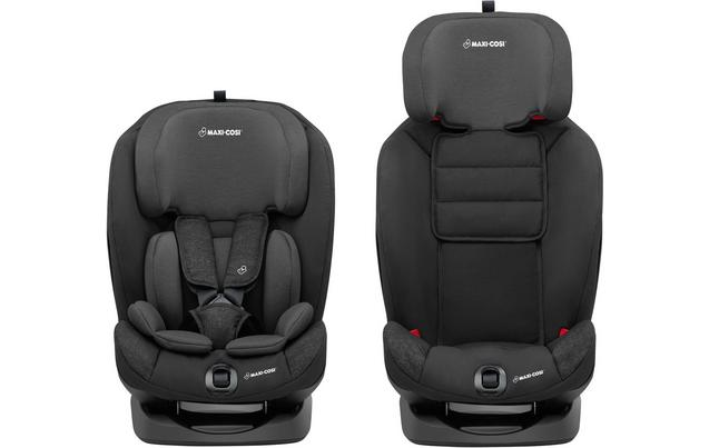 Maxi Cosi Titan Child Car Seat With Built In Isofix Base