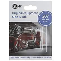 image of GE 207S  Car Bulbs x 2