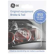 image of GE 955 W16W Car Bulb x 1