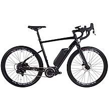 Raleigh Mustang Comp Mens Electric Hybrid Bik
