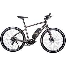 Raleigh Strada Comp Mens Electric Hybrid Bike