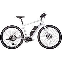 image of Raleigh Strada Elite Mens Electric Hybrid Bike - S, M, L Frames