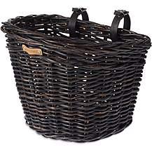 image of Basil Darcy L Rattan Basket