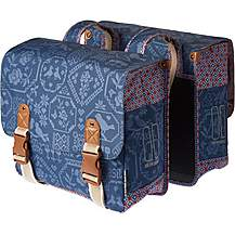 image of Basil Boheme Double Pannier Bag