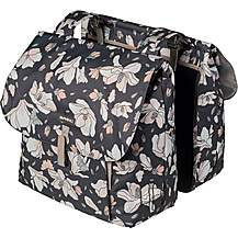 image of Basil Magnolia Double Pannier Bag
