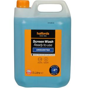 Screen Wash & Deicer