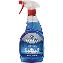 image of Bluecol Sub Zero De-Icer Trigger  500ml