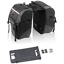 image of XLC Carrymore Double Pannier Bag BA-S63