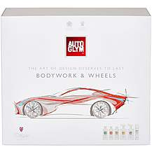 image of Autoglym Perfect Bodywork and Wheels Gift Collection