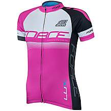 image of FORCE LUX Womens Cycling Jersey